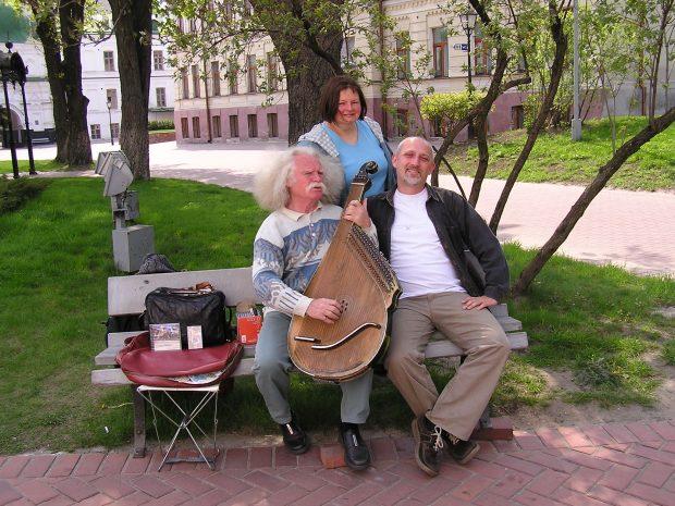 Pani Basia, kozak i Ataman